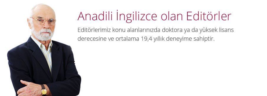 Redaksiyon, Proofreading, paper editing, paper proofreading